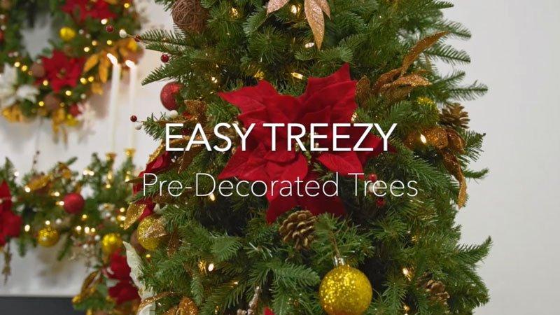 Easy Setup Christmas Tree - 7.5 Feet